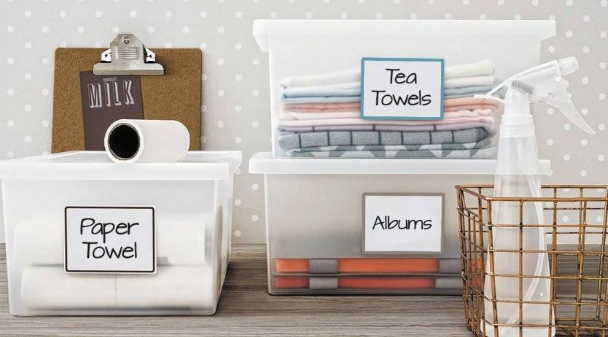 CREATE A DESIGNATED PLACE FOR HOUSEHOLD ITEMS, AND KEEP THEM THERE.PNG
