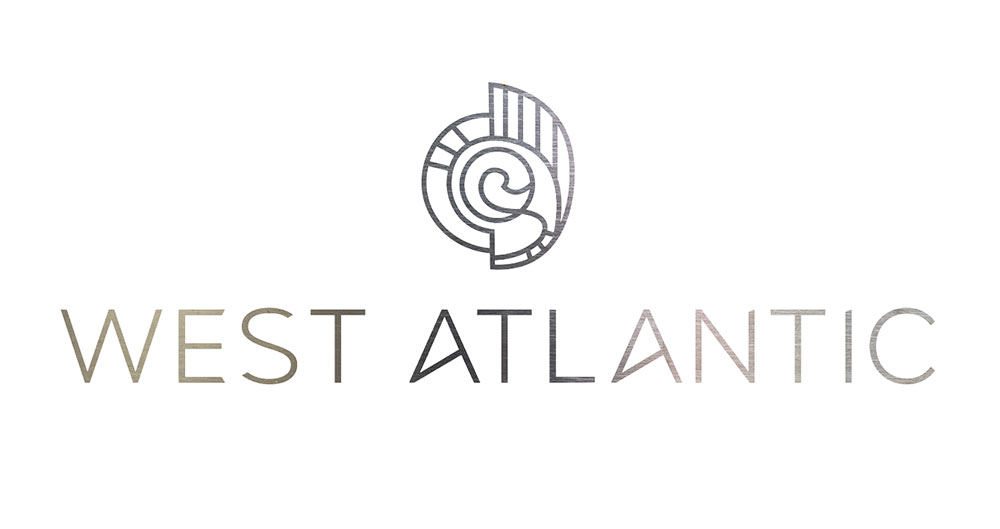 West Atlantic employs thoughtfully hand-crafted details that explore the tension between the architectural and the organic. The logo I created for them reflects the line quality of their product's signature wire structures.
