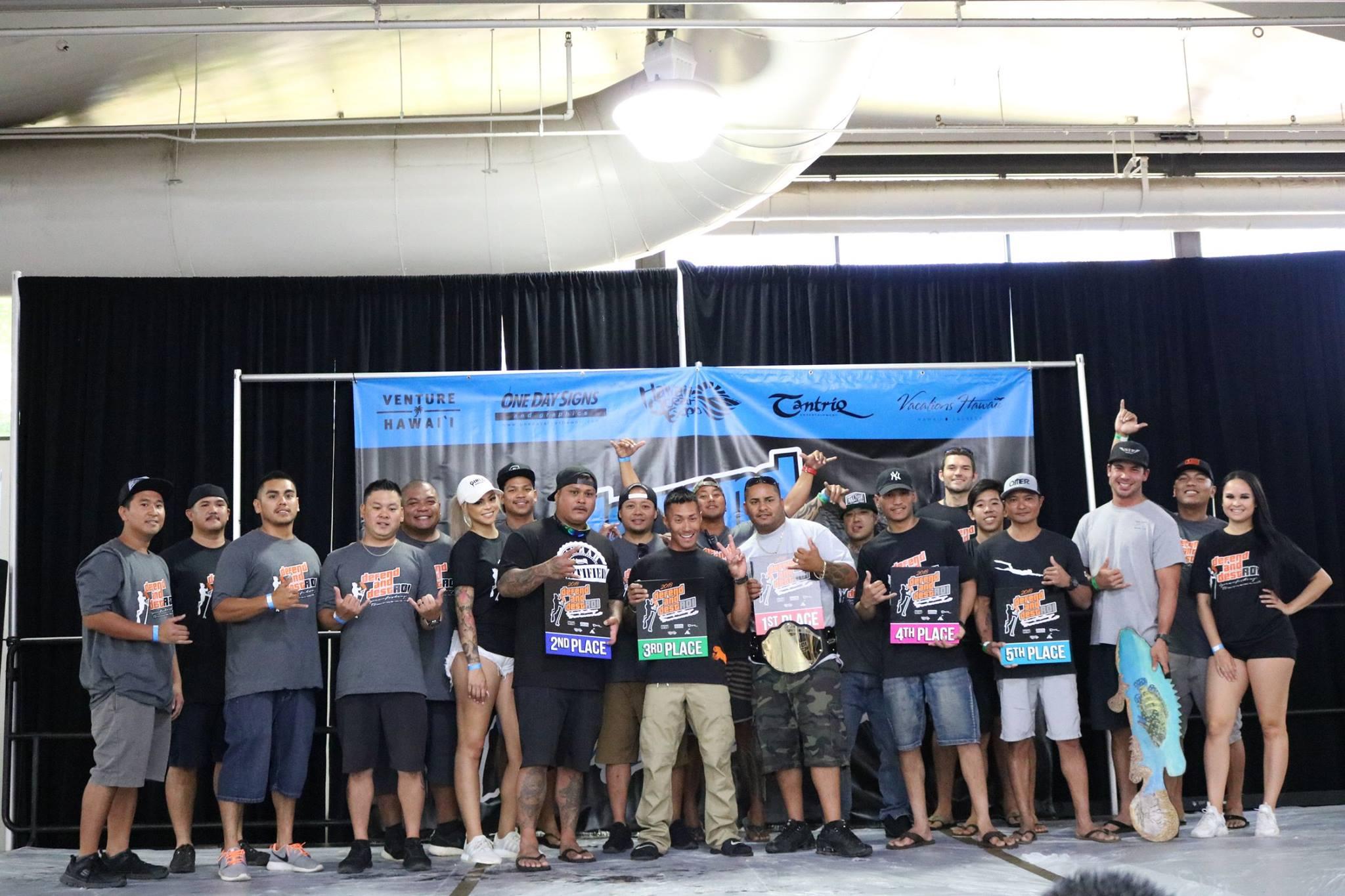 2018 Tournament
