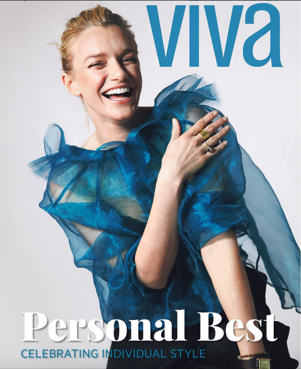 JAIMIE ON THE COVER OF VIVA MAGAZINE, NZ HERALD AUGUST 2017