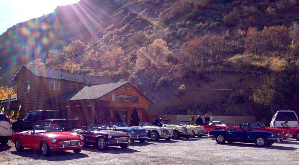 Car Clubs love Taggart's!