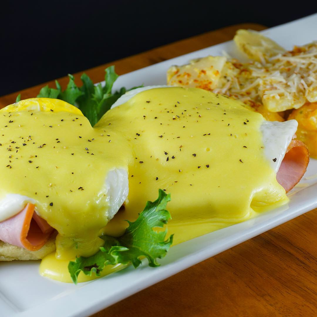 Taggart's Benedict