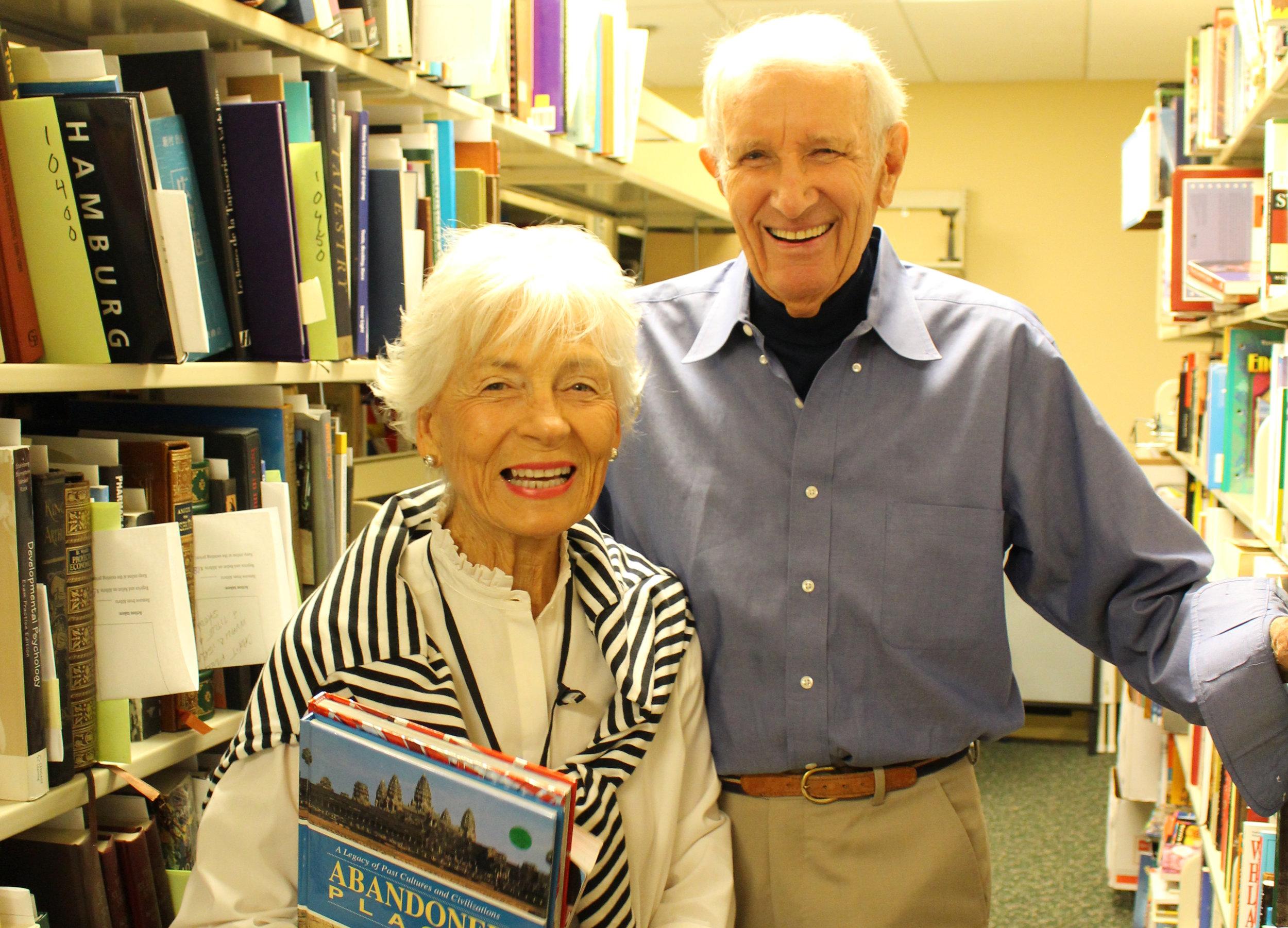 Sally and Roger Krakow