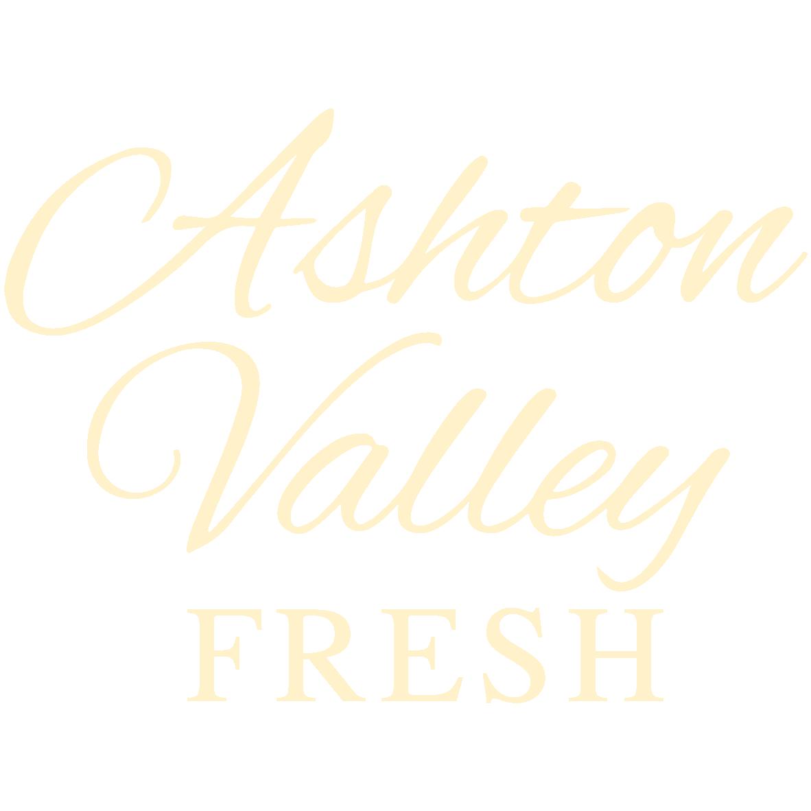Ashton Valley Fresh