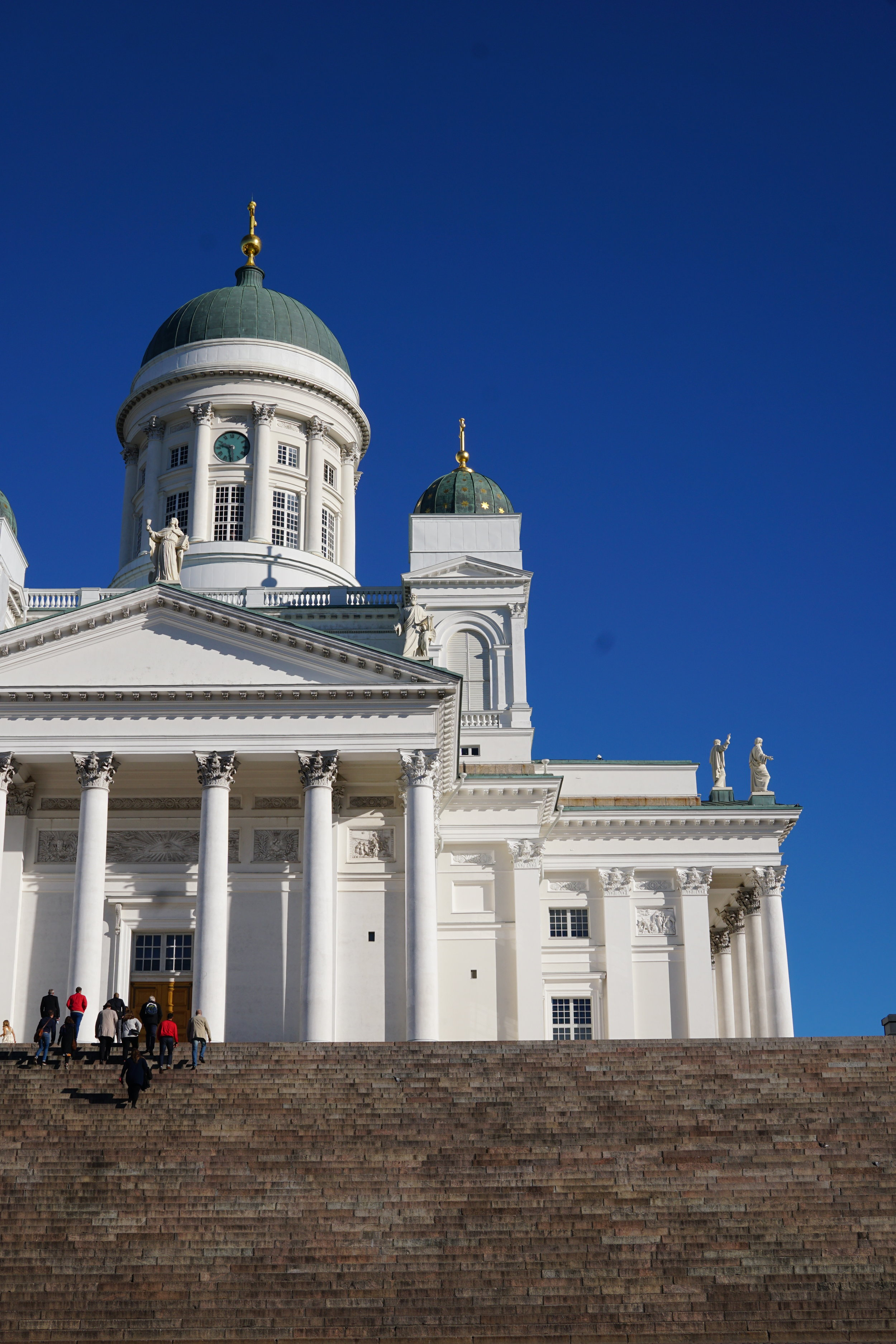 Lutheran Cathedral at Senate Square
