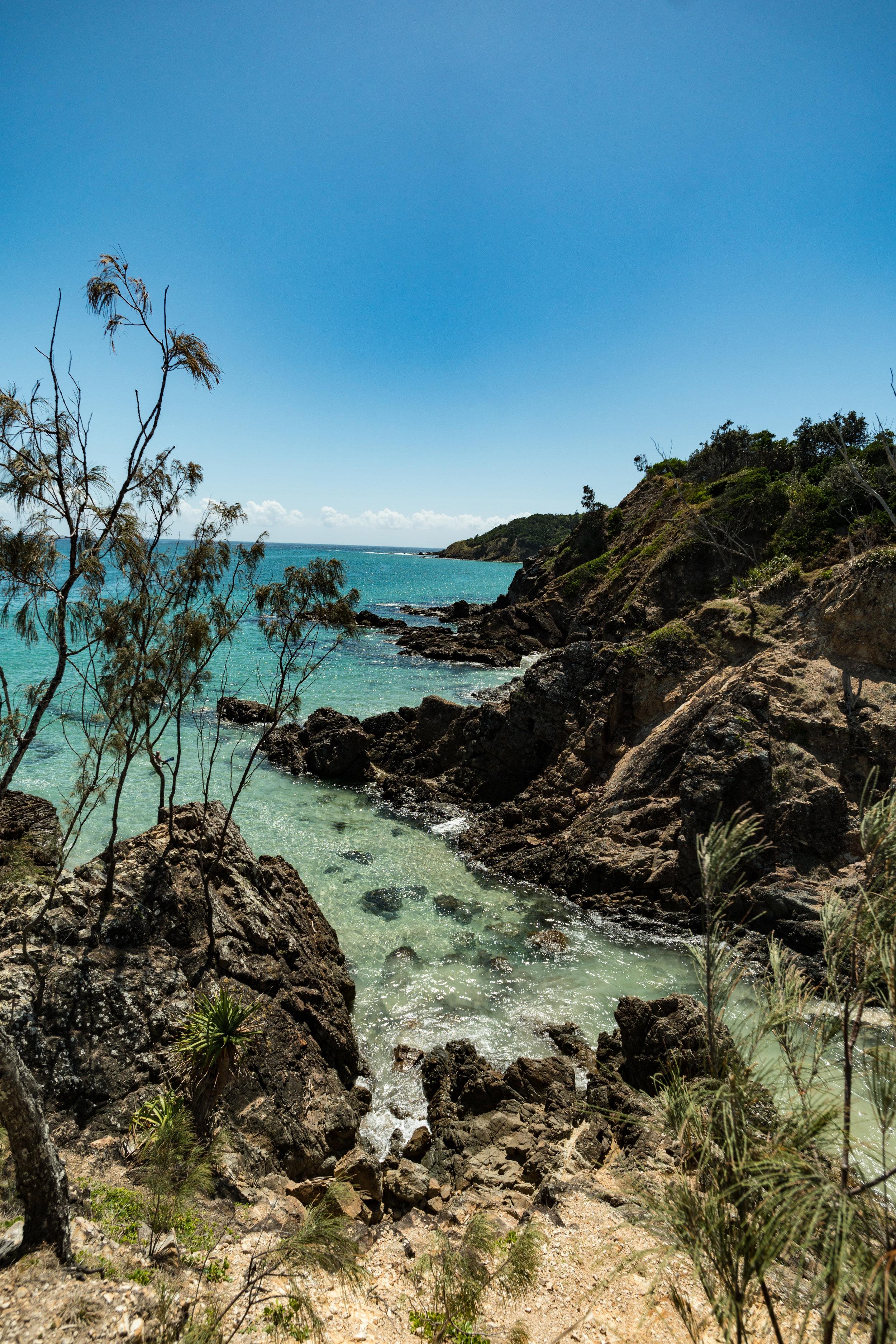 Byron Bay - The Pass