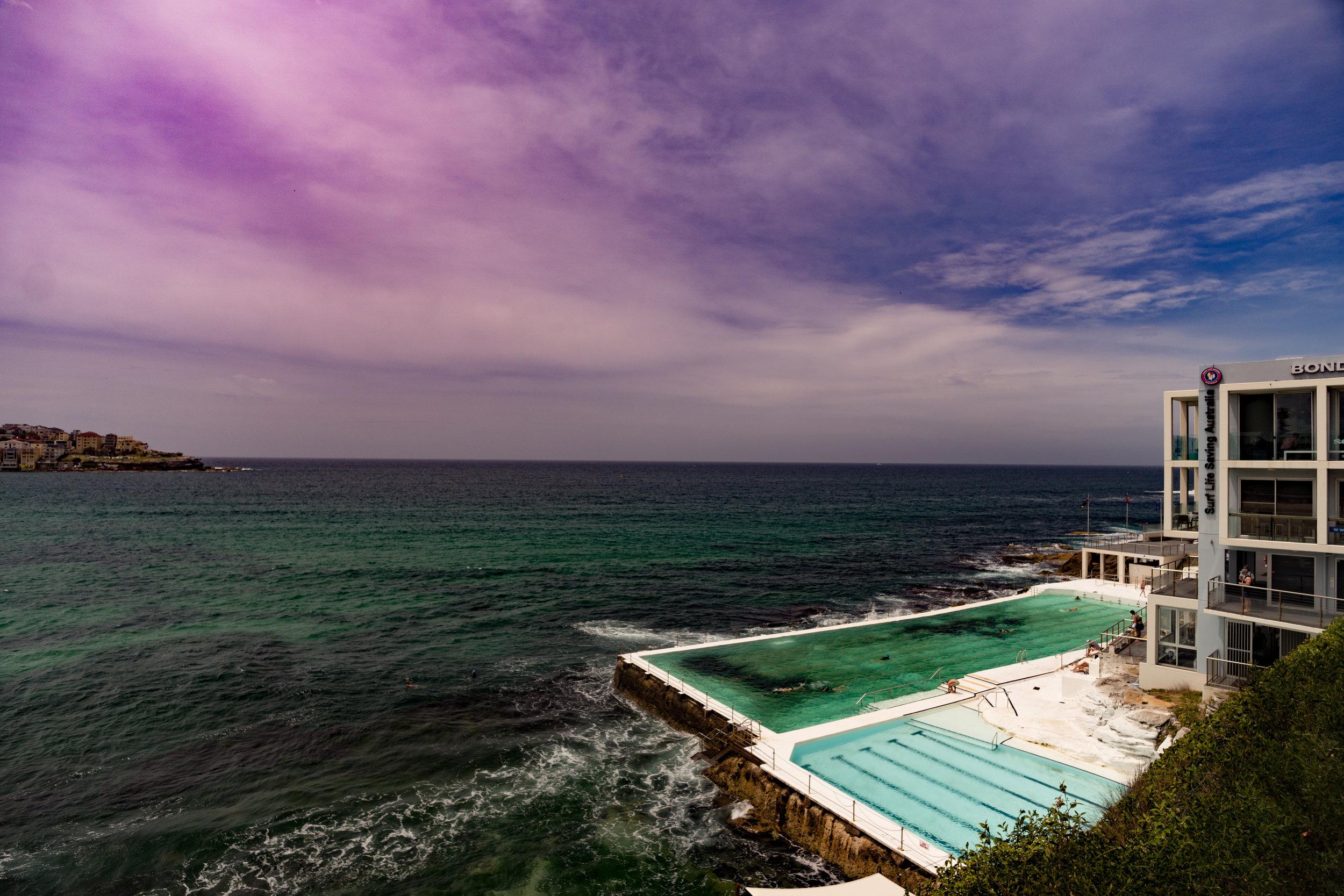 Amazing poolview