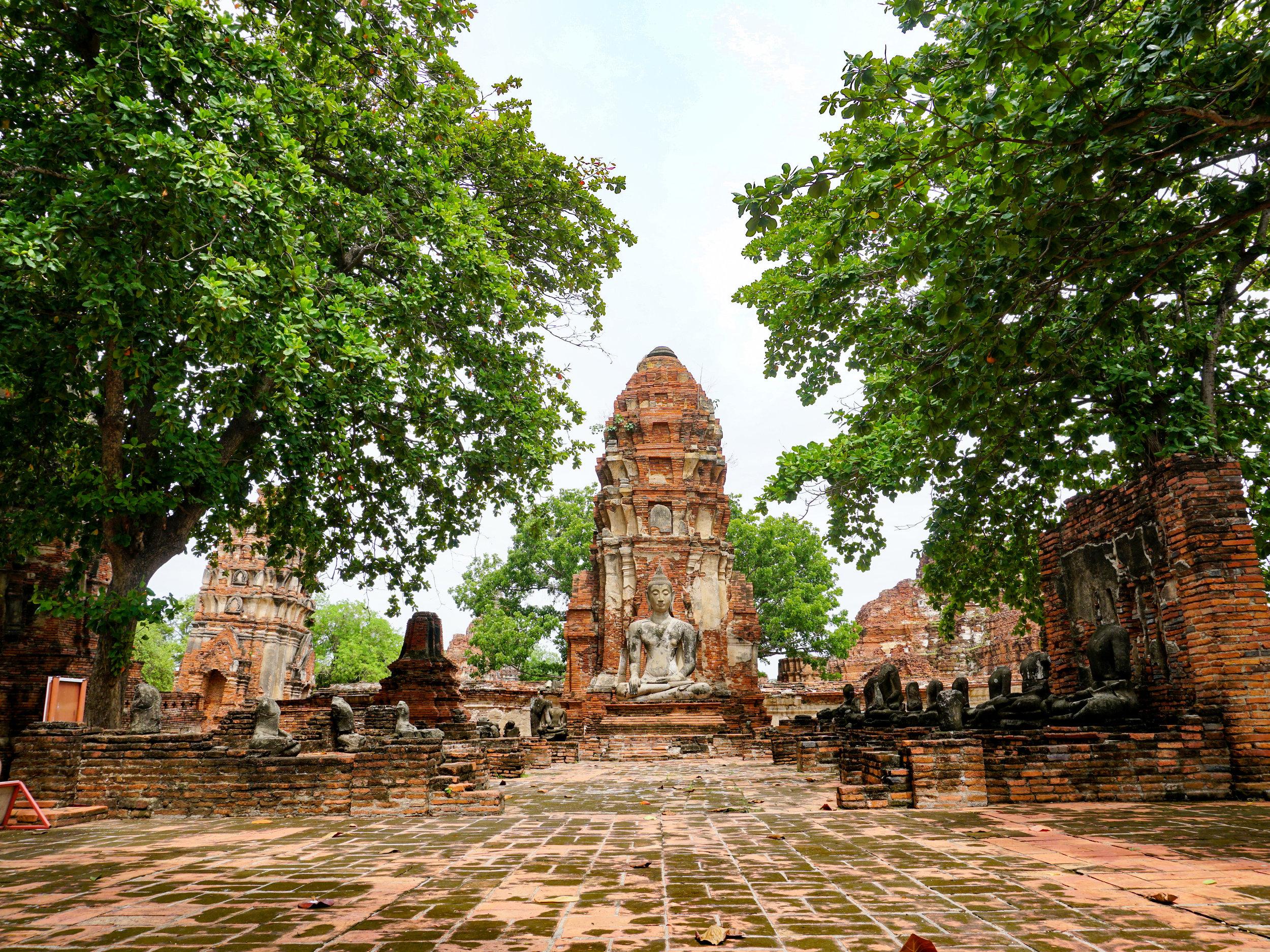 4. Ayutthaya, the ancient capital
