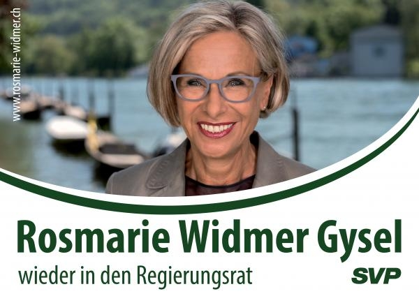 Rosmarie Widmer Gysel