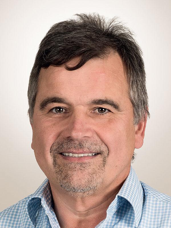 Kurt Stihl, SVP Thayngen