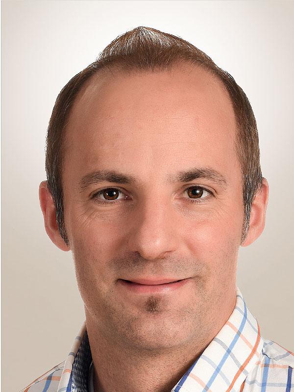 Martin Müller, SVP Thayngen