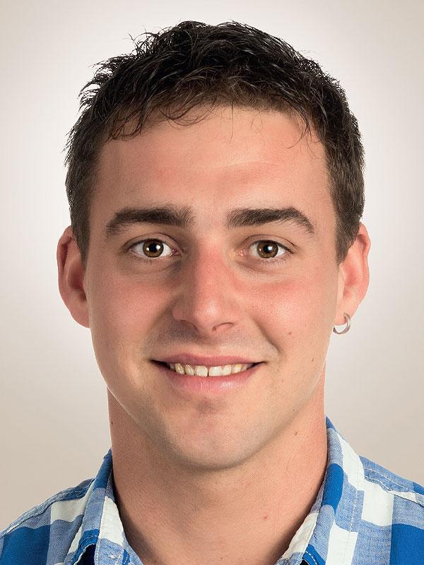Raphael Hübscher, SVP Thayngen