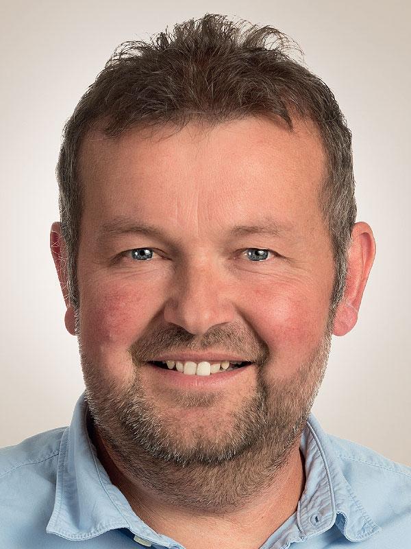 Ruedi Büchi, SVP Thayngen