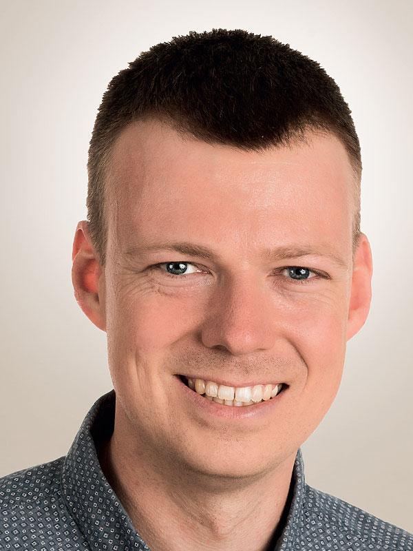 Stefan Brunschwiler, SVP Thayngen
