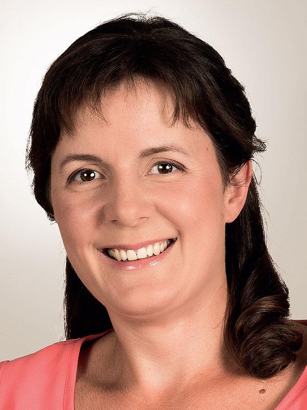 Katharina Kleck, SVP Thayngen, Kanton Schaffhausen