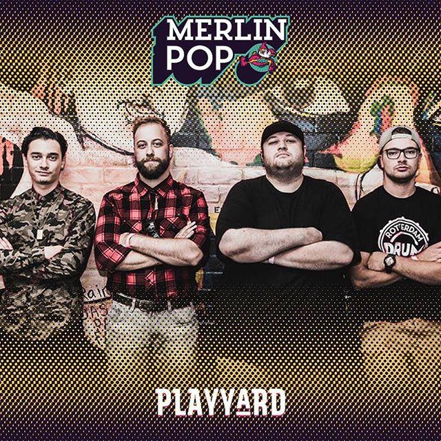 Aanstaande zondag is het zover! Op 1e Paasdag staan wij samen met heel veel andere bands en DJ's op Merlinpop 2019 in Meerlo! 😁🤟🏼 Wij treden op vanaf 19:15 tot 20:00!  Heb je nog geen kaartjes?  Bestel ze dan snel nog via deze link!: https://www.ticketkantoor.nl/shop/merlinpop2019  Kom ons checken!