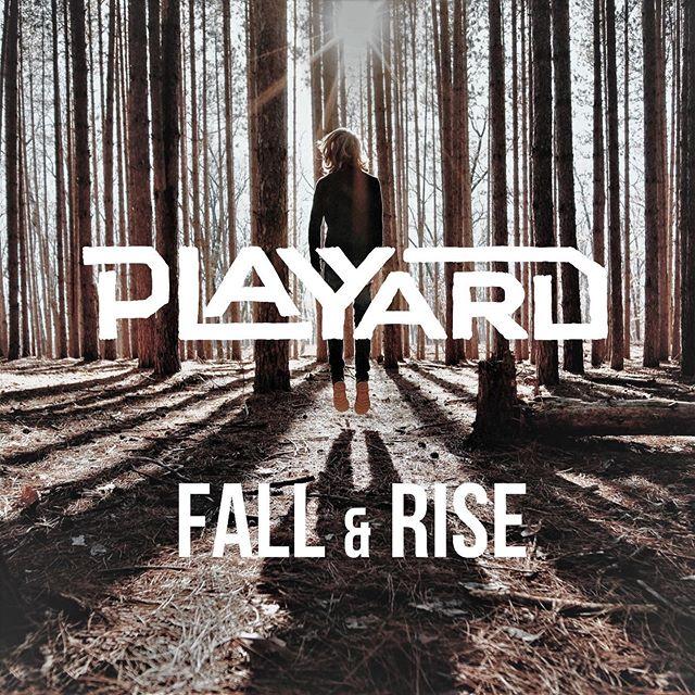 'Fall & Rise' is hier! 🔥  Na maandenlang hard werken is vandaag onze nieuwe EP gereleased! Wij willen producer @stijn.donders ontzettend bedanken voor zijn bijdrage en input! Dankzij jou is het nog véél vetter geworden! Ook willen wij @lindajacobsen_artist bedanken voor haar bijdrage op 'Insomnia'! De EP is nu te luisteren via onder andere Spotify, Apple Music en Deezer!  Link in de bio!  #playyard #band #music #newmusic #musicdiscovery #metal #numetal #alternativerock #rock #guitar #guitarist #bass #bassist #drums #drummer #vocals #leadvocals #EP