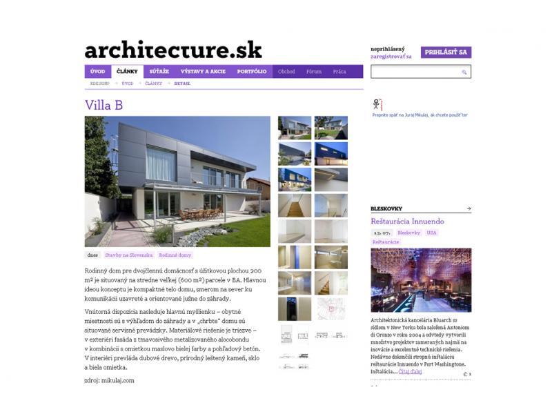 Architecture.sk 07/2012