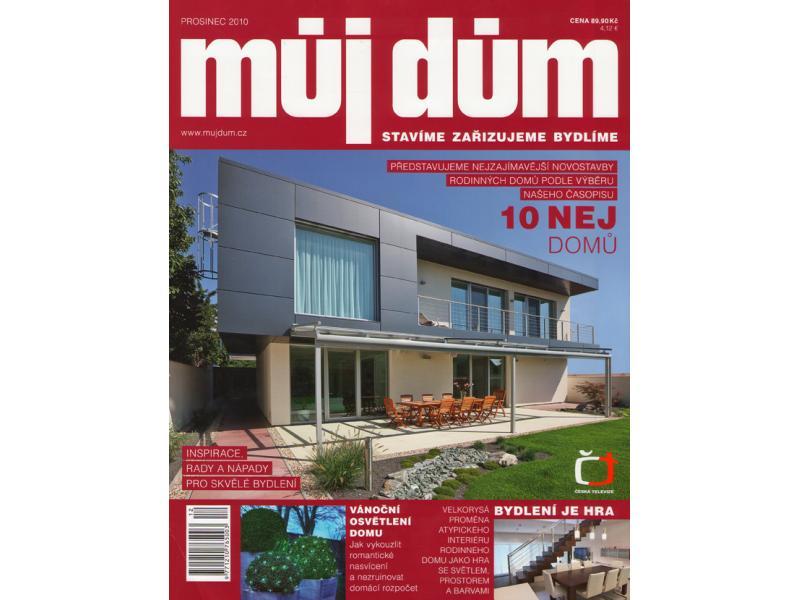 Magazine Muj Dum 12/2010