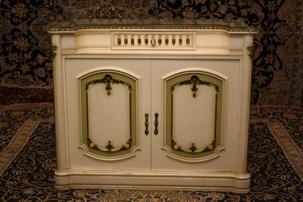 Renaissance Antiques Dublin Ireland SOLID OLD FRENCH CABINET