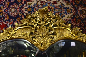 Gilt mirror Renaissance Antique dublin ireland