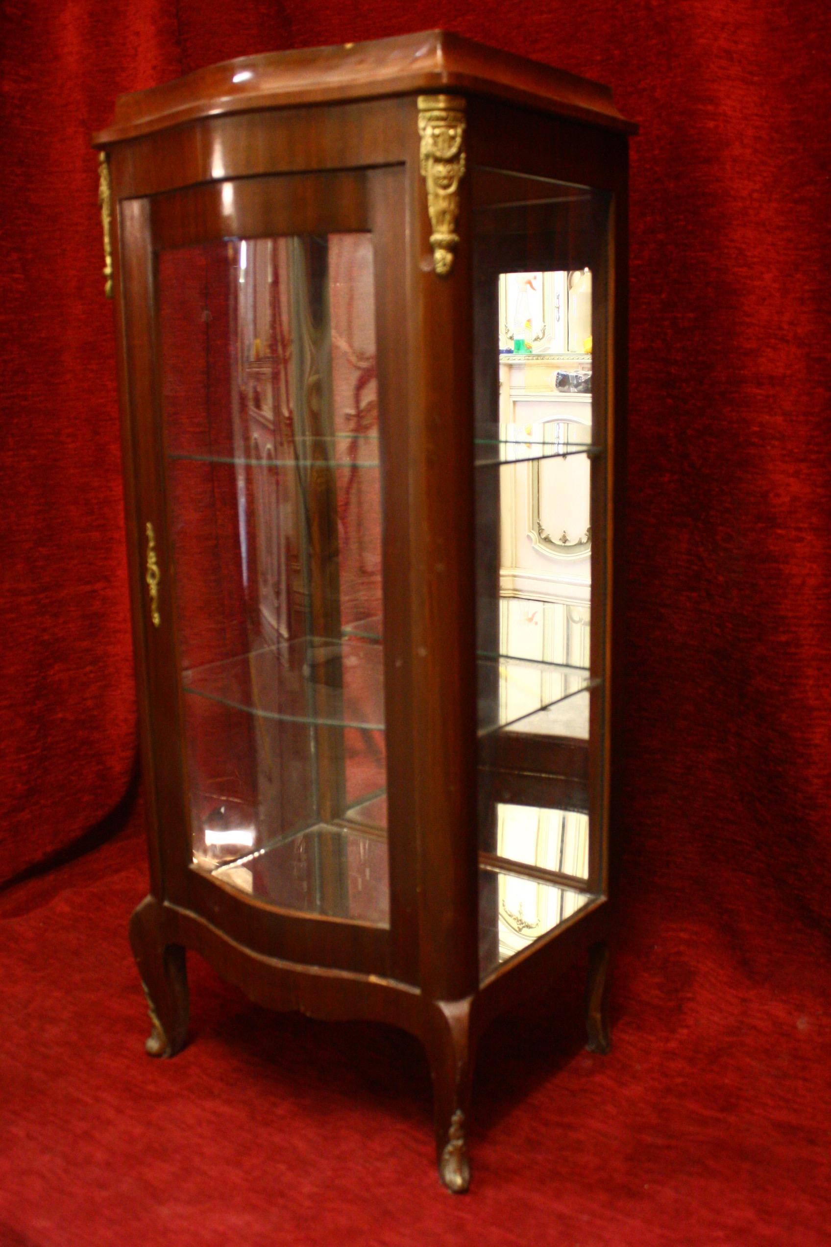 Renaissance Antique Dublin Ireland Sale item vitrine