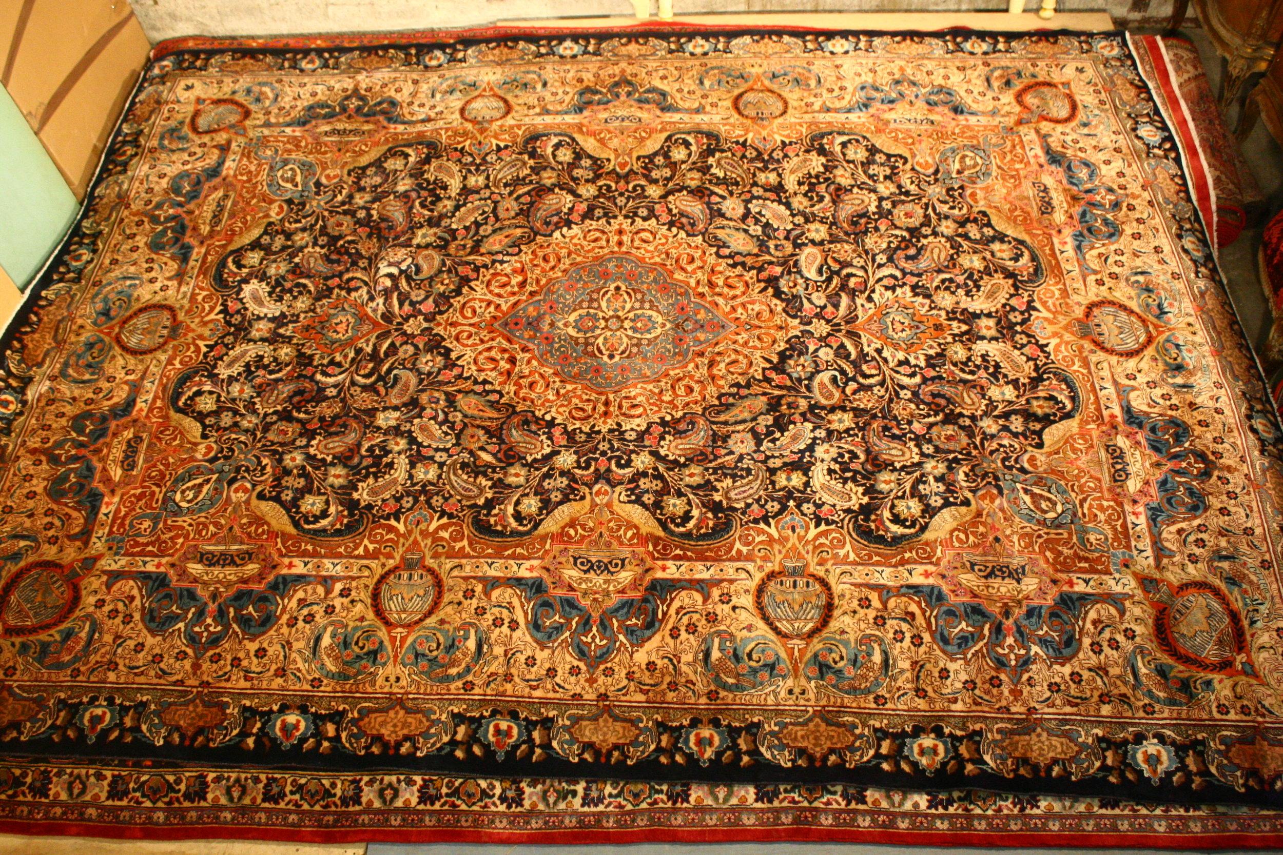 Persians at renaissance antique