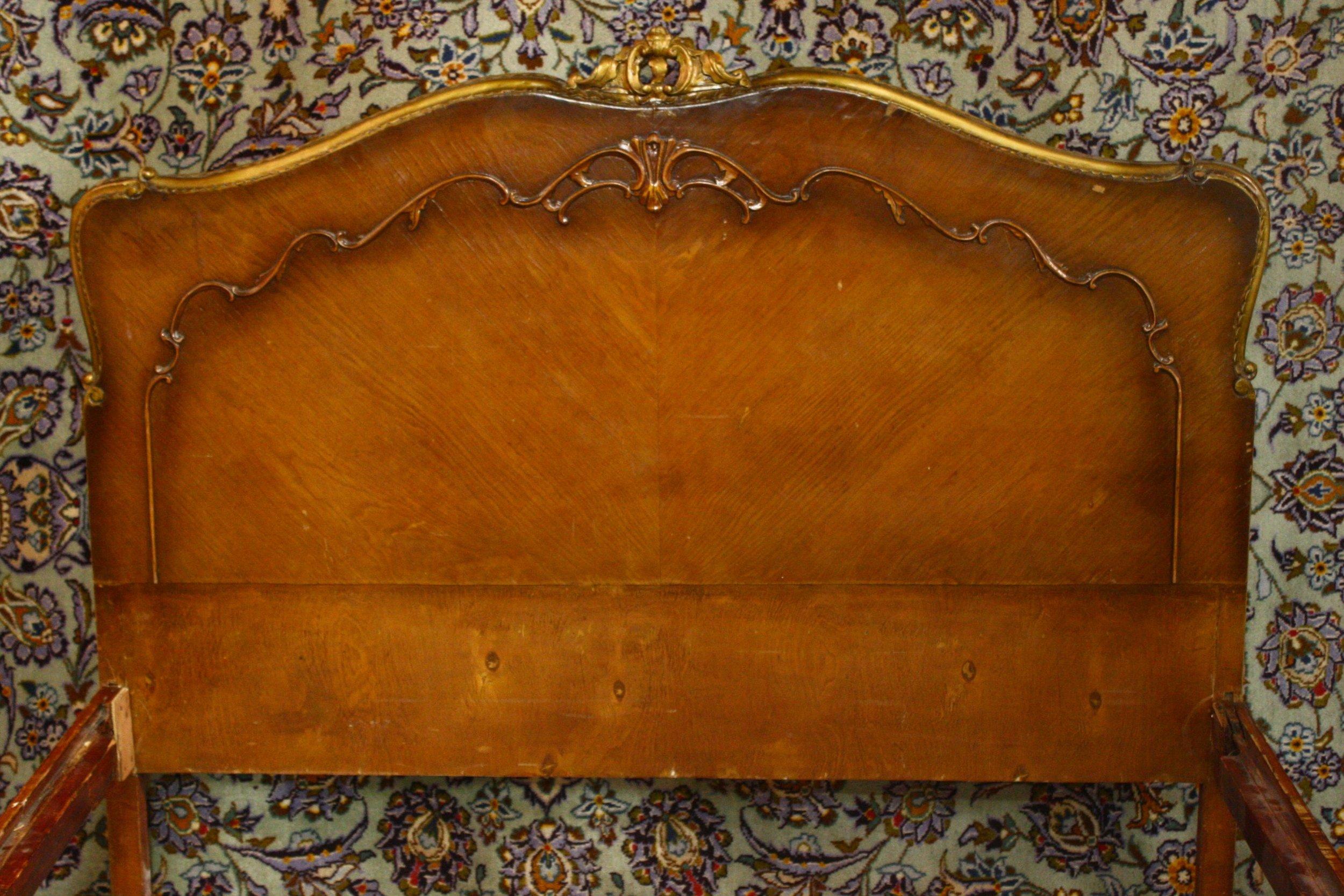 bed french ireland antique antiques renaissance