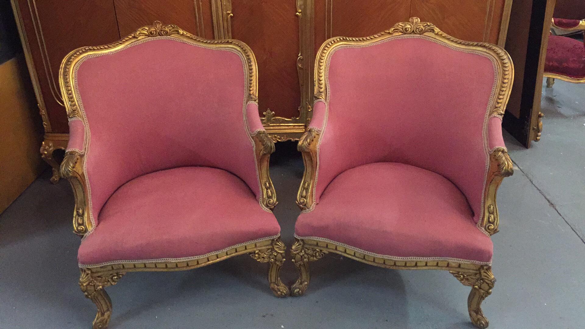 Renaissance Antique Furniture and Lighting Warehouse Dublin Ireland antiques sofa