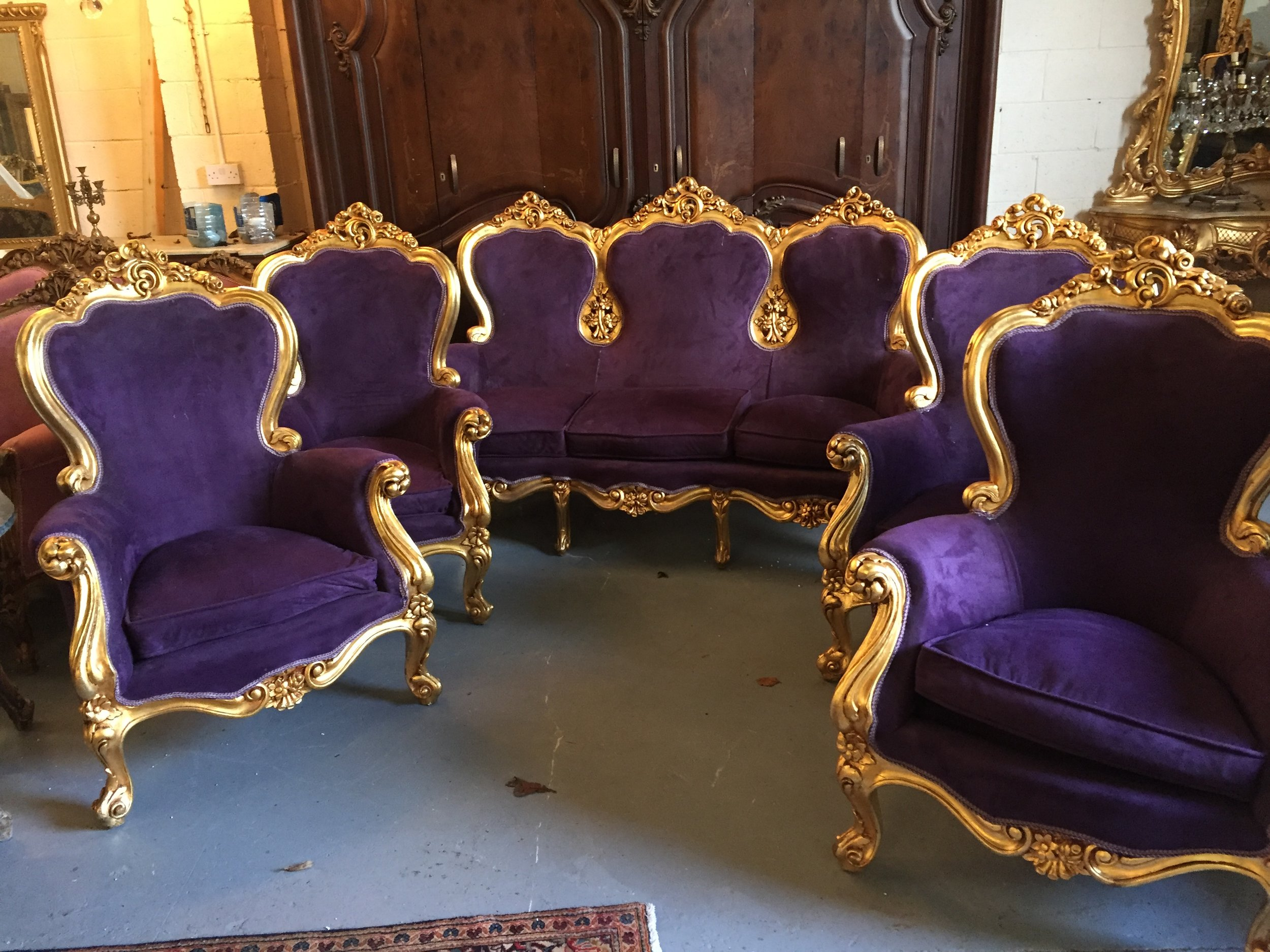 Renaissance Antique Furniture and Lighting Warehouse Dublin Ireland