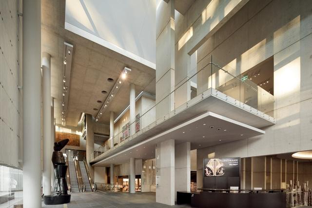 National Gallery Australia Foyer