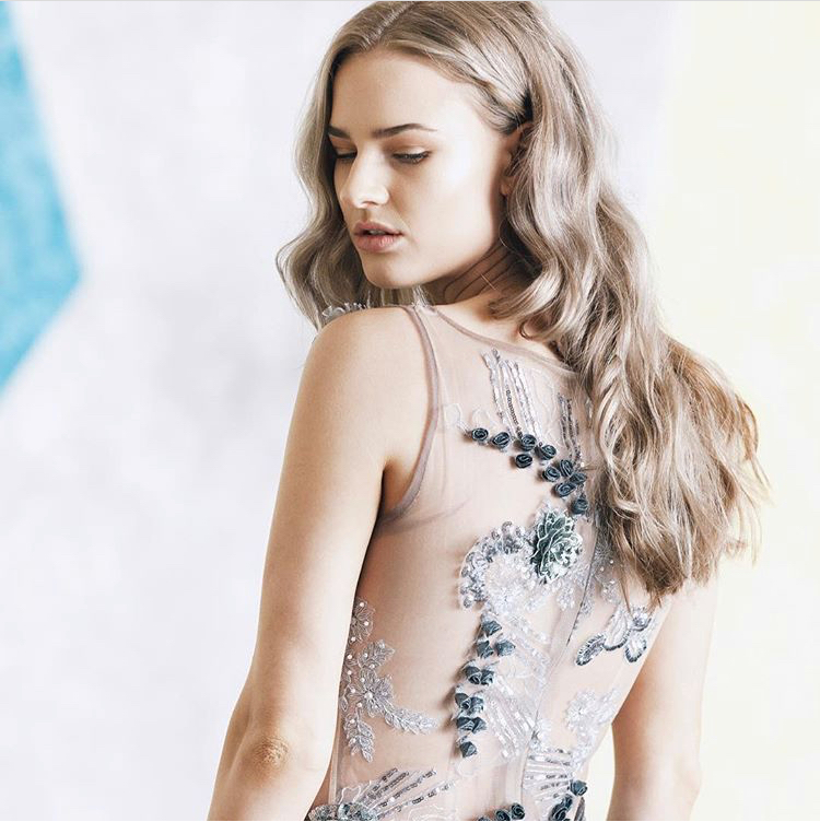 Hajar Gala's luxury couture