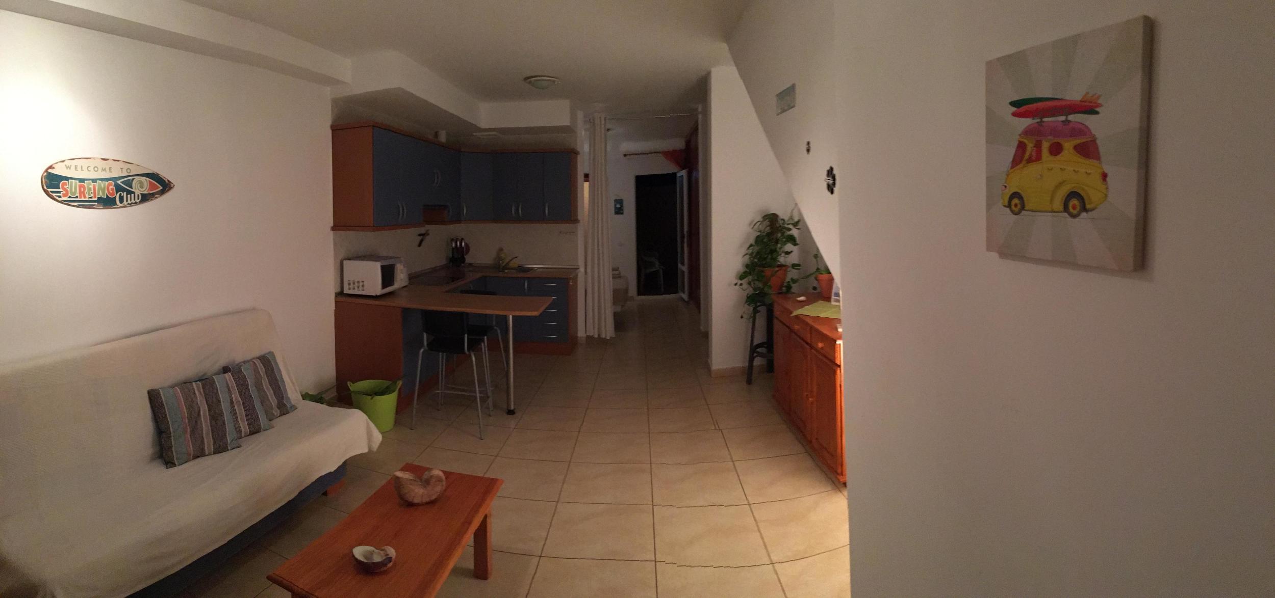 Fuerte Vida Apartment El Tostón El Cotillo
