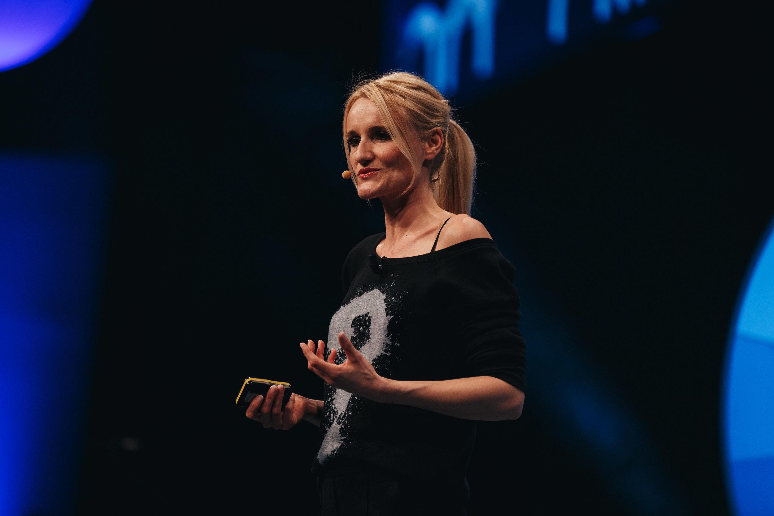 Henriette Frädrich Speakerin