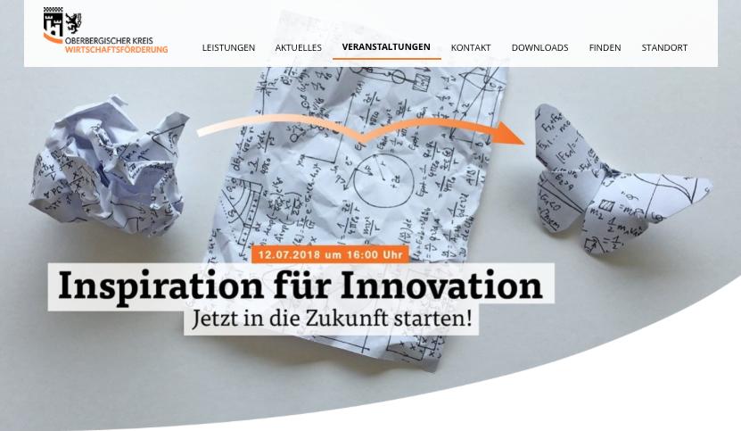OBK - Inspiration für Innovation