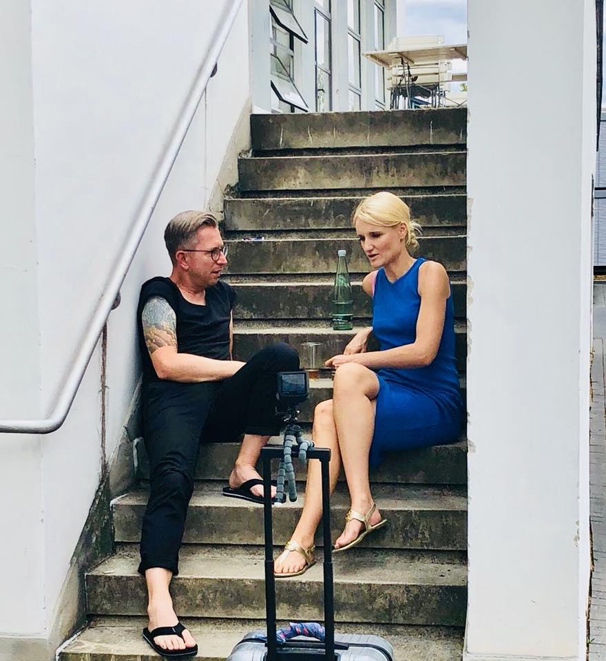 Stephan Zeitz Interview Henriette Frädrich