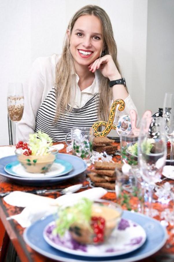 Maria Vega de Seoane de El Atelier de Mery