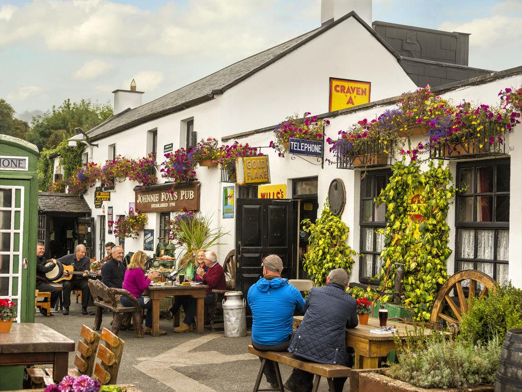 Johnnie Fox's Pub, Dublin