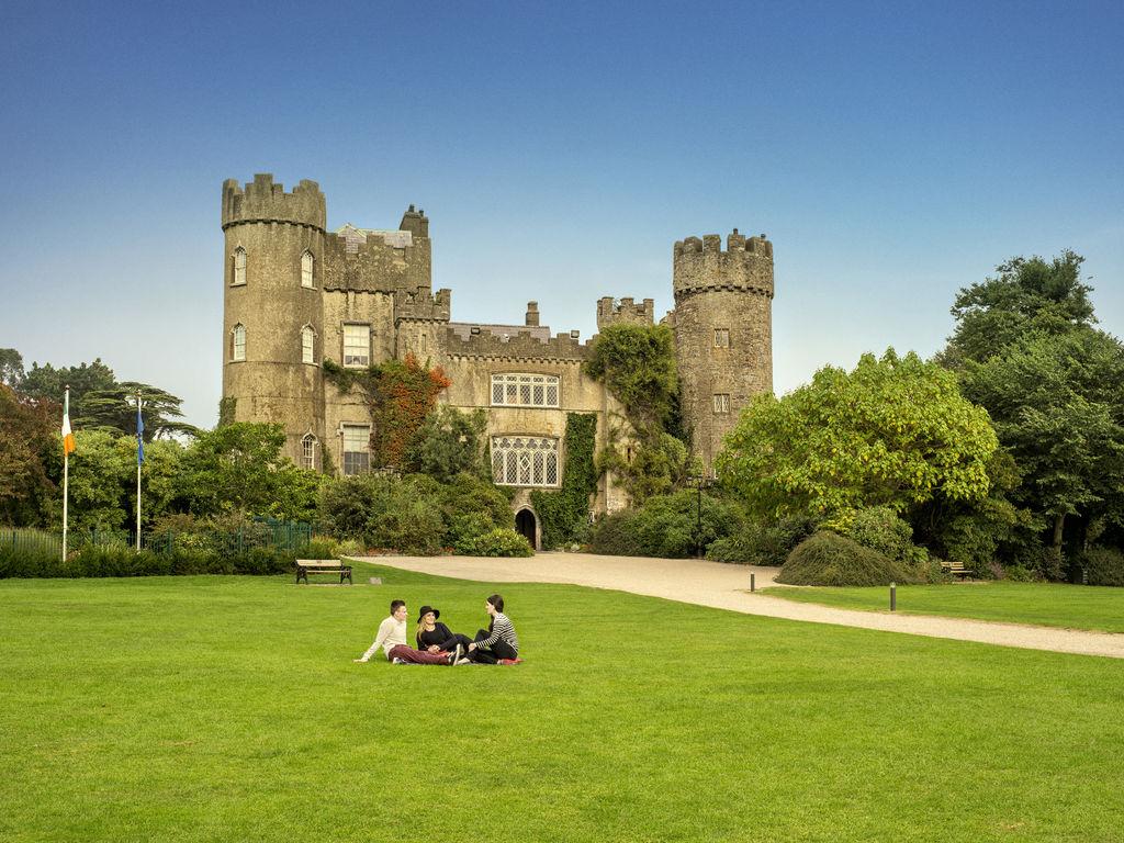 Malahide Castle, Dublin