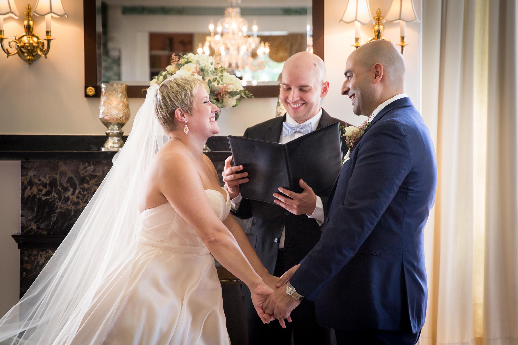 Nesmith House Wedding, Lowell, MA