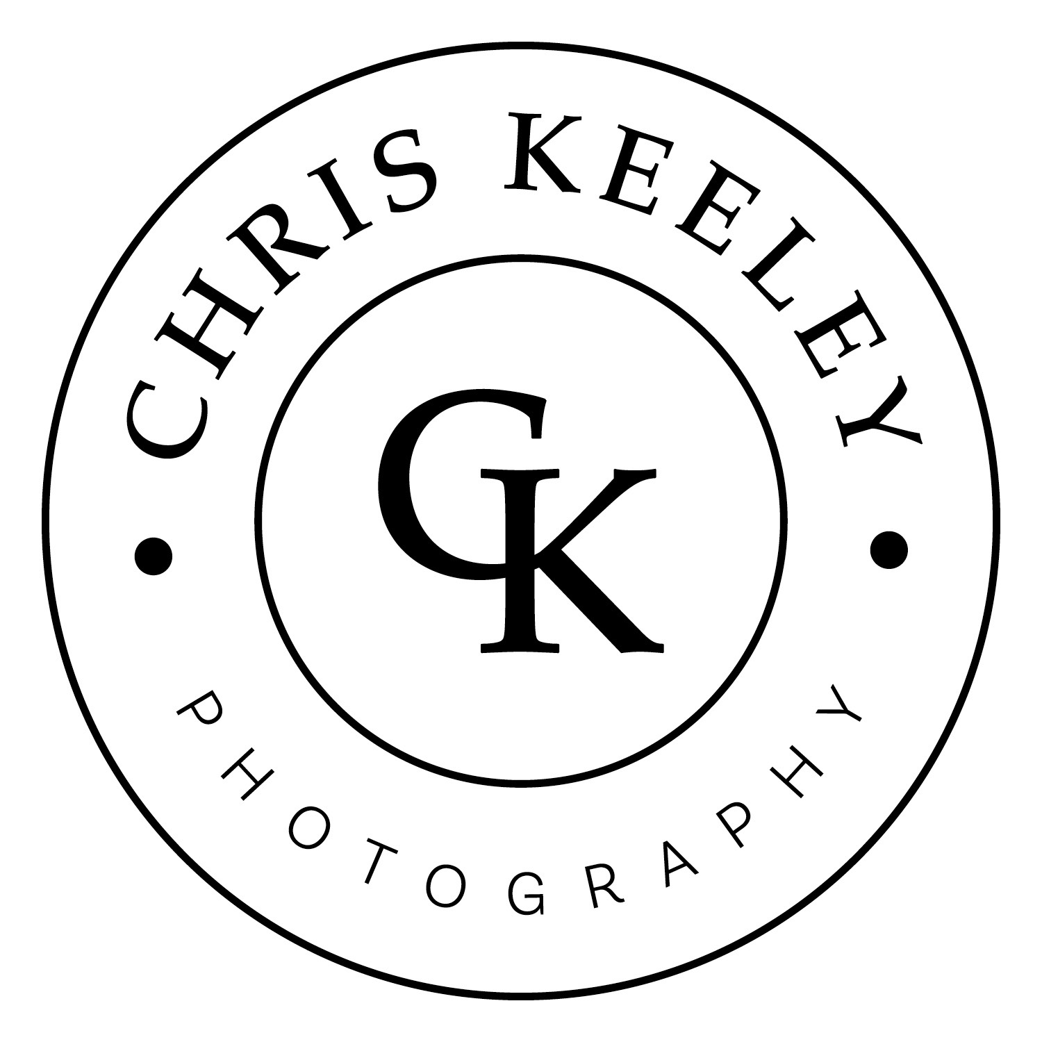 The Seal of Chris Keeley Photography