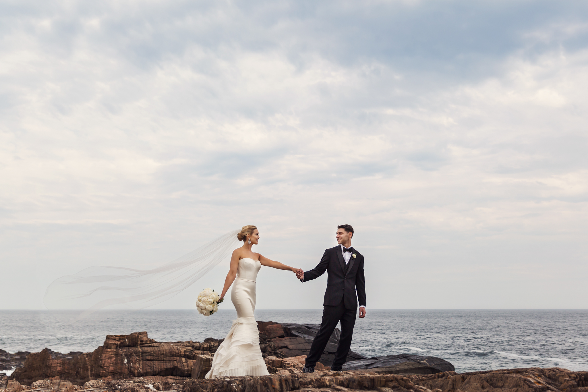 Cliff House Maine Wedding -