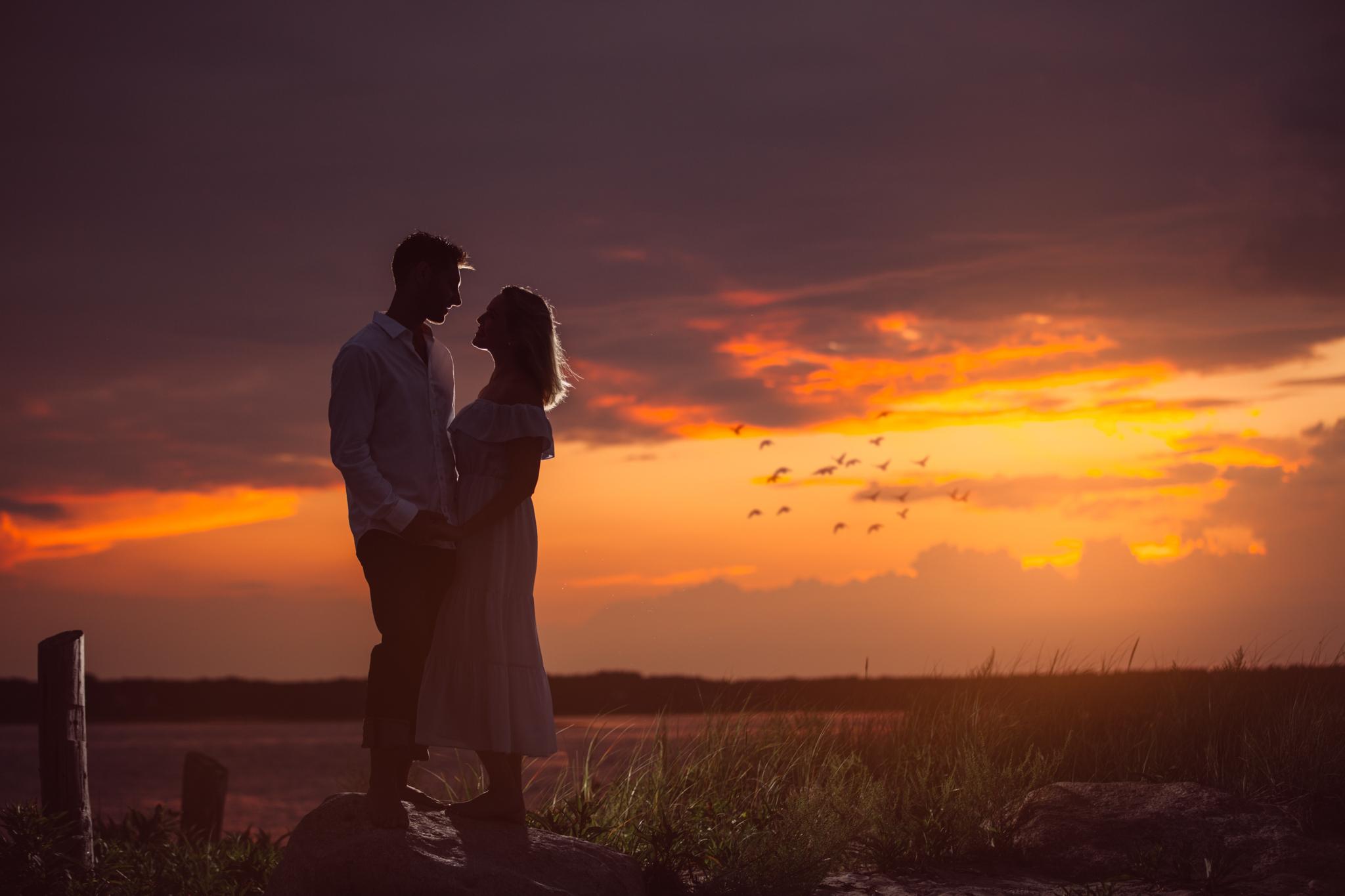 cape-cod-dramatic-engagement-photo