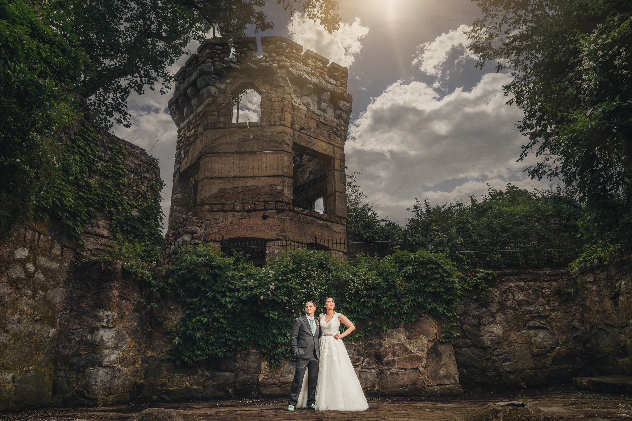 epic-castle-with-bride-groom-at-gibbet-hill