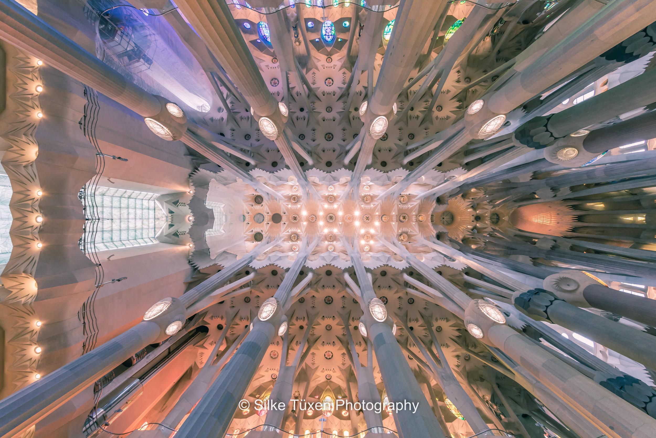 Basílica i Temple Expiatori de la Sagrada Família, Barcelona