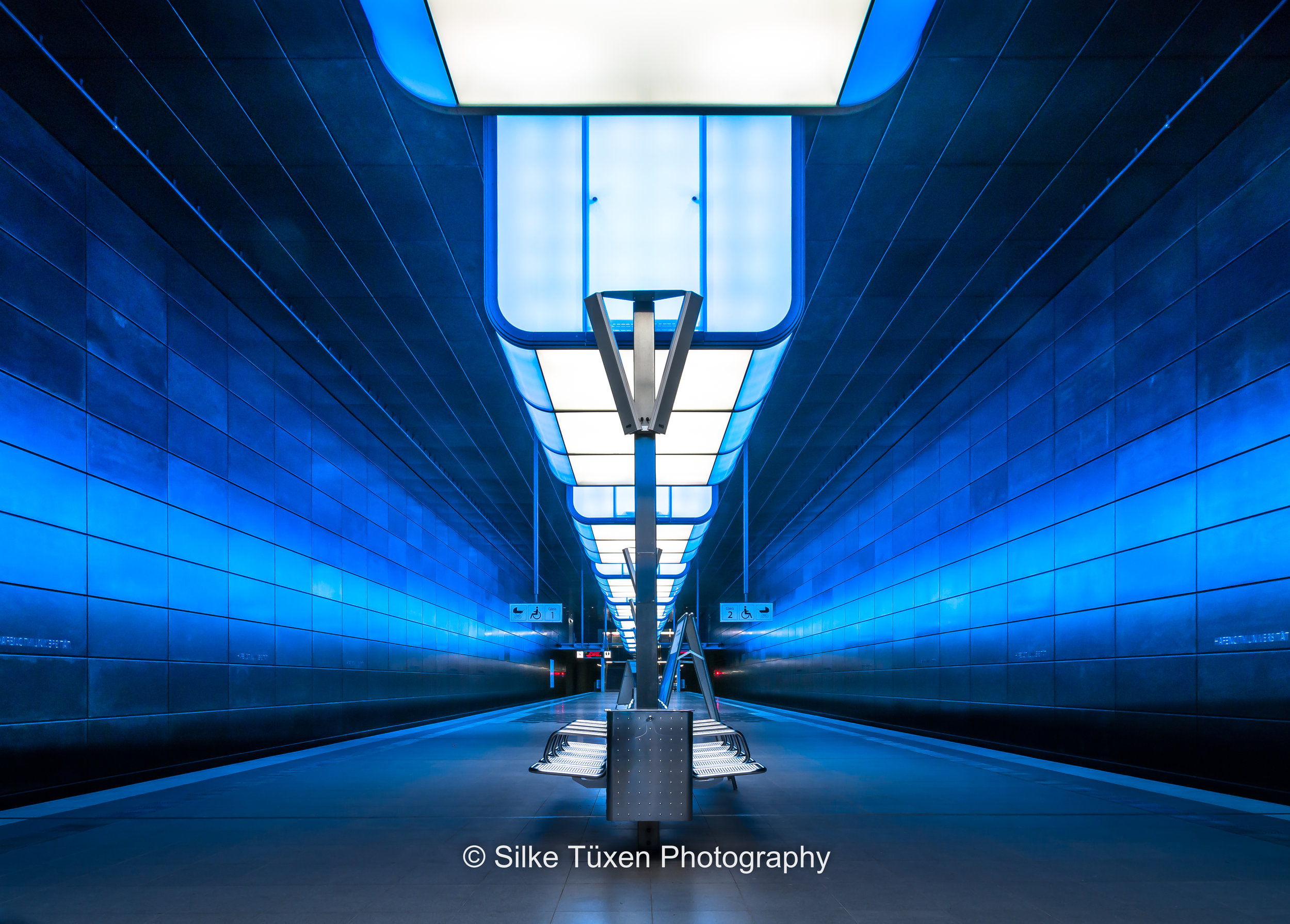 Underground - U-Bahn, Hamburg