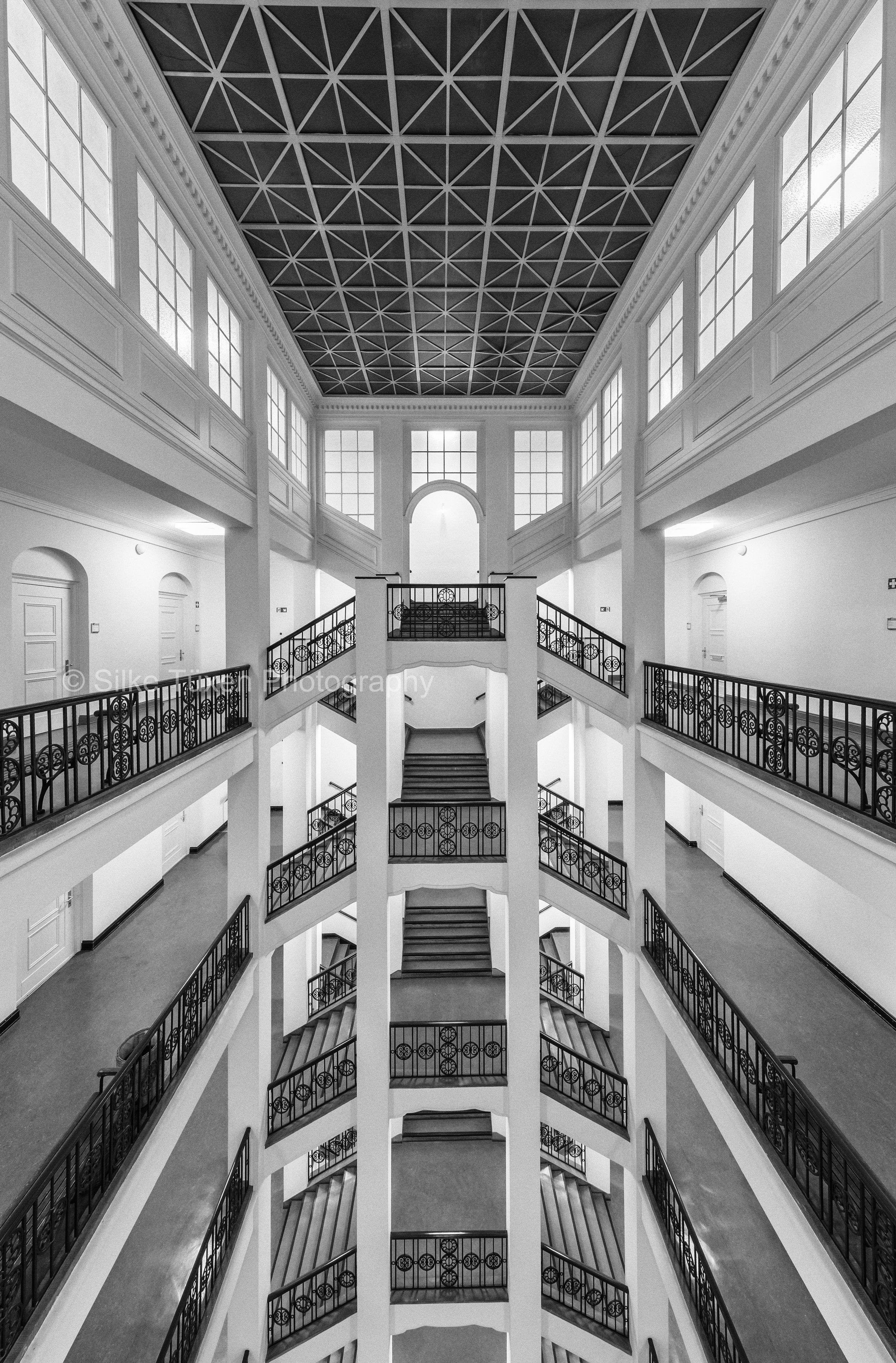 Chamber of Trade - Handwerkskammer, Hamburg