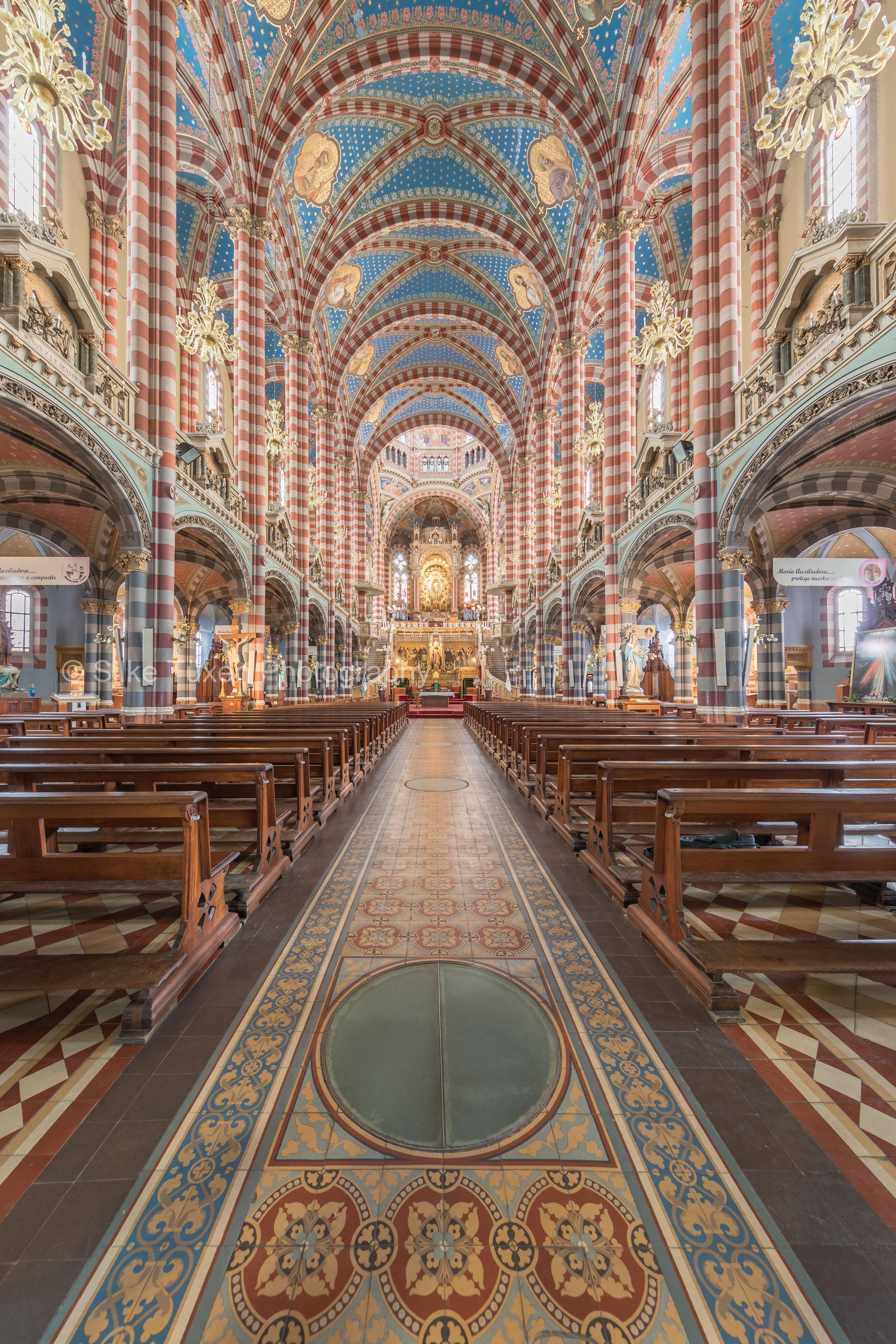 Basílica María Auxiliadora y San Carlos, Buenos Aires - Argentina