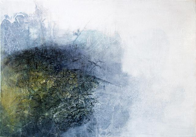 Piano                                                                        oil  on canvas 70  X90cm