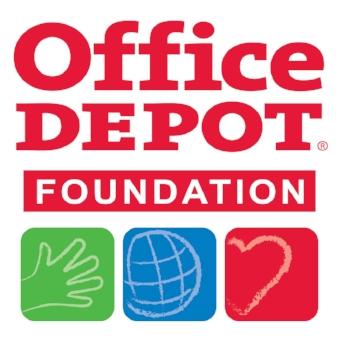 GOLD SPONSOR - OFFICE DEPOT FOUNDATION